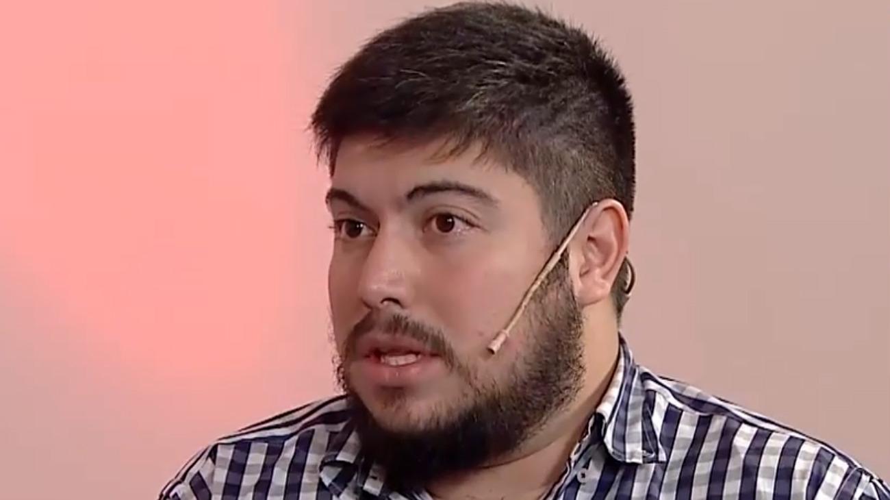 Leandro Báez, el hijo de Lázaro, ¿arrepentido?: «No sé qué espera mi papá para aclarar las cosas»